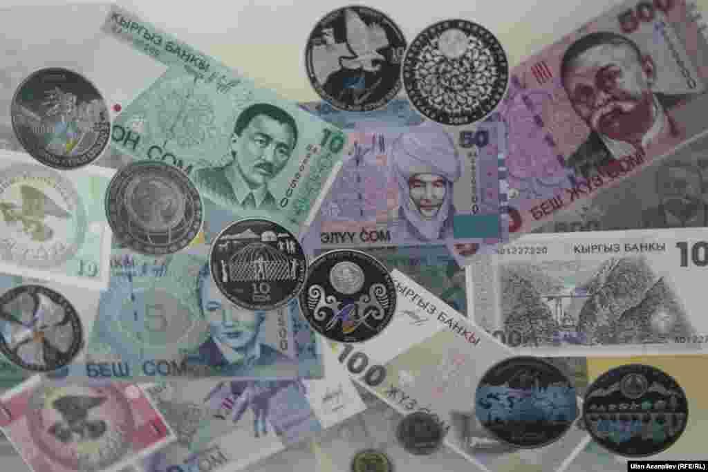 История национальной валюты неразрывно связана с историей страны