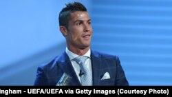 Futbollisti, Cristiano Ronaldo