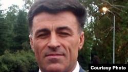 Бывший министр внутренних дел, кандидат в президенты Республики Абхазия Леонид Юрьевич Дзапшба