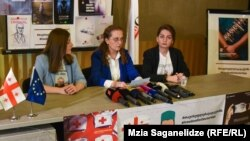 Родные Гаприндашвили говорят, что это решение суда вынудило их пойти на крайние меры