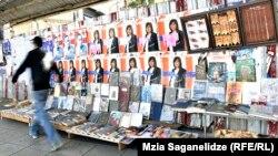 Предвыборная агитация в Грузии