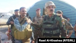 قائد شرطة الانبار كاظم اللواء الركنالفهداوي