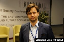 Moldova - Leonid Litra, political analyst, researcher at Kiev, Riga