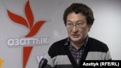 Теолог Қадыр Маликов.