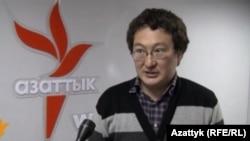 Кыргызский теолог Кадыр Маликов.