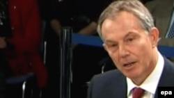 Тони Блэр, бывший премьер-министр Великобритании