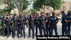 Ադրբեջան - Ոստիկաններ Բաքվում, արխիվ