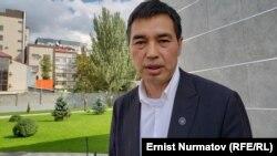 Нурбек Токтакунов.