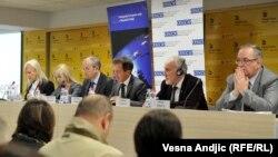 Sa konferencije OEBS-a u Beogradu