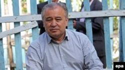 Omurbek Tekebaev was detained at the airport upon arrival from Turkey early on February 26.