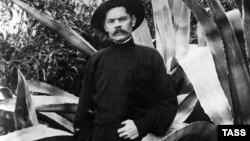 Максим Горький в Италии, 1907 год