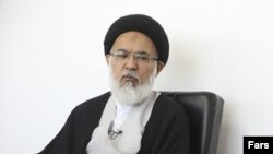 Mohammad Mehdi Mirbaqeri. FILE PHOTO