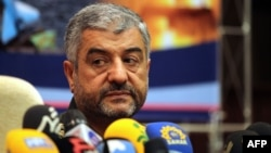 "IRGC chief Mohammad Ali Jafari says the adoption of the nuclear deal by the Iranian parliament would create a ""new atmosphere"" that would give Iran's external and internal enemies more fuel to lead the country away from revolutionary ideals."