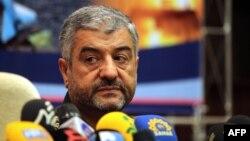 Iranian General Mohammad Ali Jafari