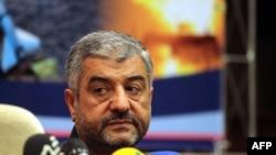 محمدعلی جعفری، فرمانده کل سپاه پاسداران ایران