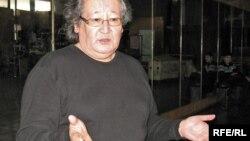 Театр режиссері Болат Атабаев. Алматы, 19 наурыз 2009 жыл.