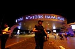 Стамбулдағы жарылыс