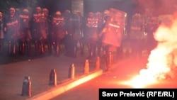 Protest opozicije 18. oktobar 2015.