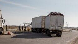 Türkmenistanyň täjik ulaglaryna girizen tranzit gadagançylygyna 10 aý boldy. Mesele çözülermi?
