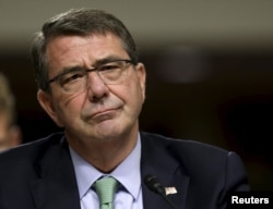 U.S. Secretary of Defense Ash Carter