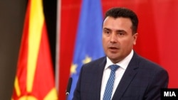 Prime Minister Zoran Zaev (file photo)