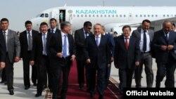 Казак президенти Бишкекте