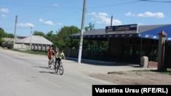 În sat la Boșcana