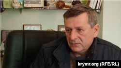 Akhtem Chiygoz was arrested by Russian-imposed authorities in Crimea in January 2015.