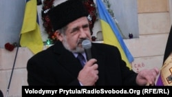 Crimean Tatar leader Refat Chubarov says the rights of Crimean Tatars can be fully restored only if Ukraine becomes an internationally supported member of the civilized world.