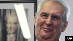 Чинний президент Чехії Мілош Земан