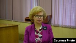 Лариса Титовец. Фото администрации Инты