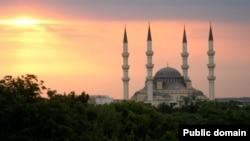 Мечеть Эртогрул Гази, Ашхабад