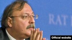 Georgian Foreign Minister Grigol Vashadze