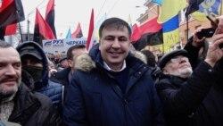 Лицом к событию. Саакашвили и Порошенко меняются ролями