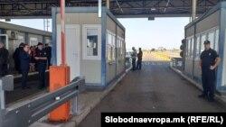 Граничен премин меѓу Македонија и Србија