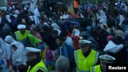 Австрія та Німеччина відкрили кордони для мігрантів, 5 вересня 2015 року