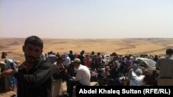 Syrian Kurds Flee To Iraq By The Thousands