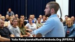 На презентацію книги Валерія Ананьєва завітали більше двохсот людей