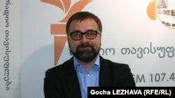 Исполнительный директор неправительственной организации «Агентство гражданского развития» Звиад Девдариани
