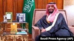 Saudijski prijestolonasljednik Mohamed bin Salman