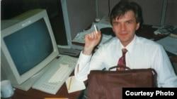 Юрій Янковський (фото 1990 року)