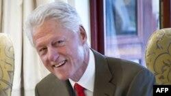 Bivši američki predsjednik Bill Clinton