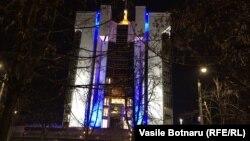 Clădirea președinției de la Chișinău