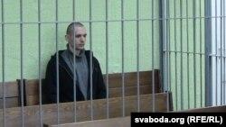 Канстанцін Казлоў у апошні дзень суду