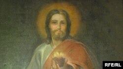 Ікона Софії Фредро-Шептицької «Найсвятіше серце Христове»