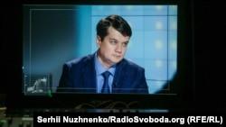 Дмитро Разумков не підтримав ідею Леоніда Кравчука проведення референдуму