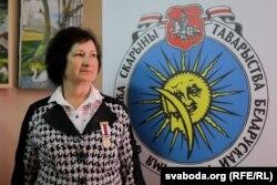 "Alena Anisim was barred, along with Kanapatskaya, on a ""technical inaccuracy."""