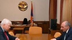 ԼՂ ղեկավարությունը Կասպշիկի հետ քննարկել է նաև զինծառայող Արայիկ Ղազարյանի հարցը