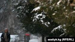 Кышкы Бишкек