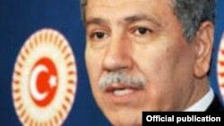 Turkish Deputy Prime Minister Bulent Arinc